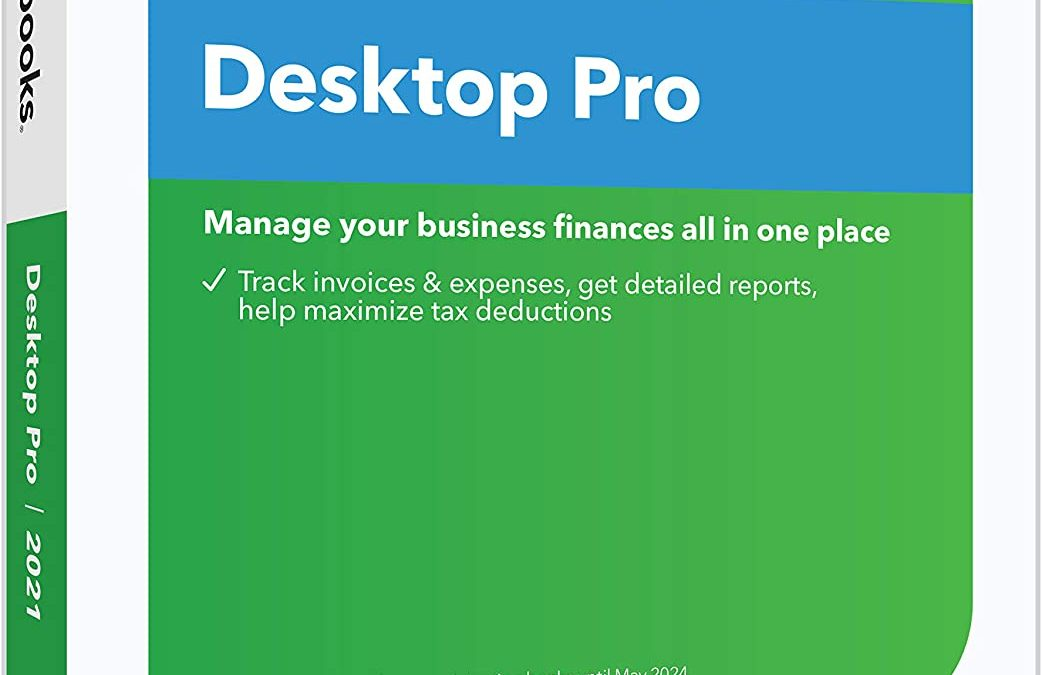 Quickbooks Desktop 2021 Stocks Available!